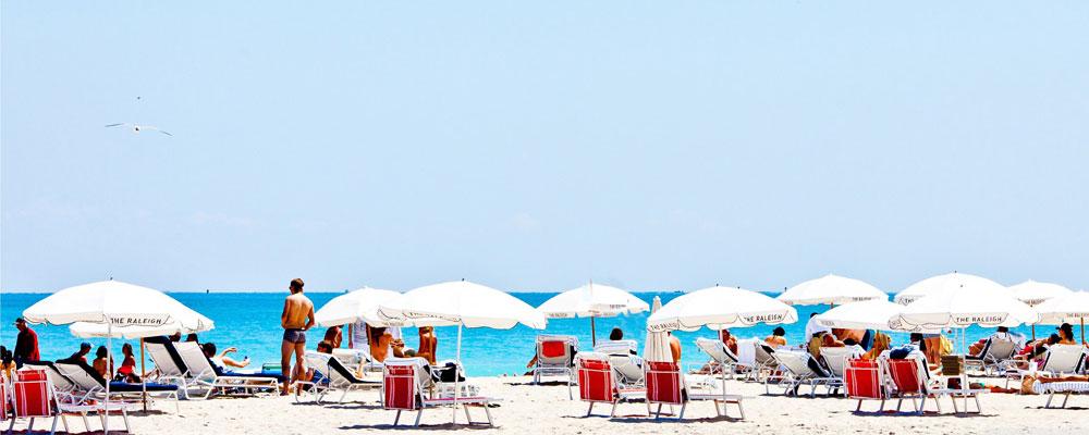 Платные и бесплатные пляжи Судака ждут отдыхающих.